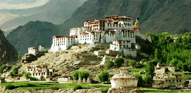 Land of Monasteries