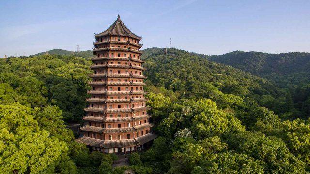 Liuhe Pagoda Hangzhou
