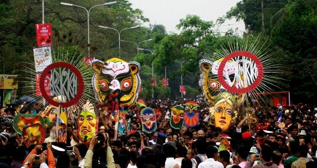 Pohela Boishakh Celebrations_in_Dhaka
