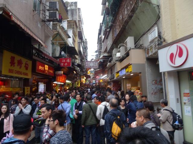 Population of Macau is a big concern