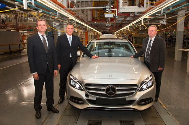 Right Hand Mercedes Cars Manufacturing Company in South Africa
