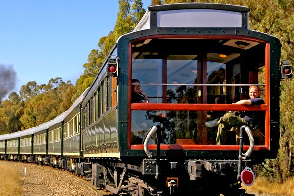 Rovos Rail, Pride of South Africa