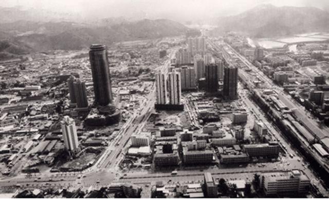 Shenzhen in 1980