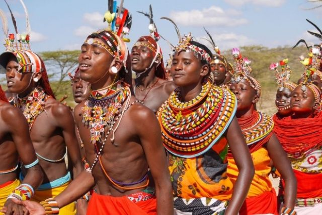 Swahili People