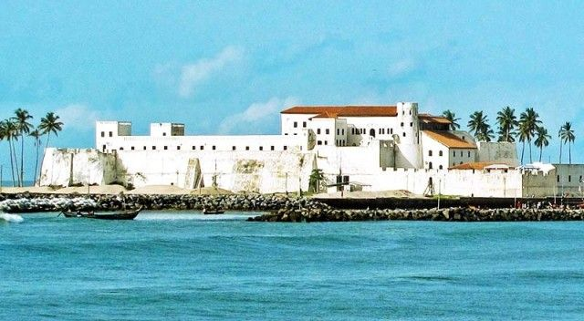 The Elmina Castle, Ghana