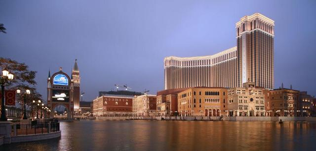 Venetian Macao, A Luxury Hotel and Largest Casino in the World