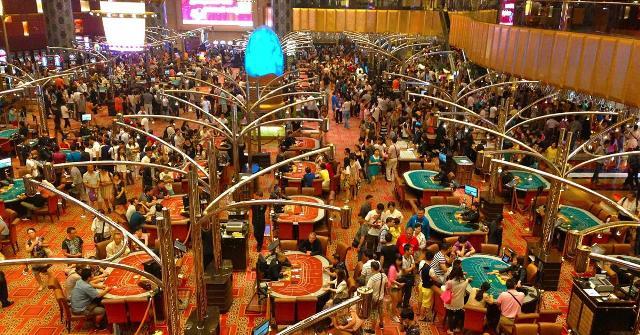 Gambling in Casino Lisboa