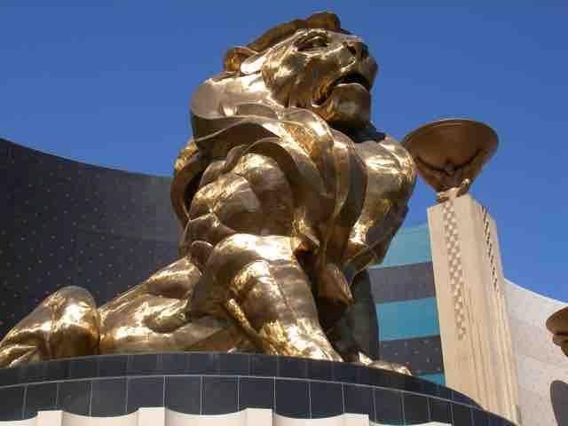 50 Ton Lion