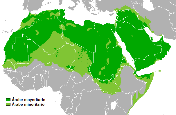 Arabic Speaking Region