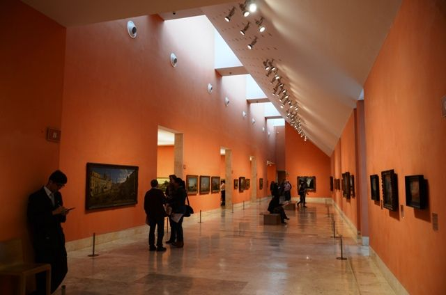 Art Gallery of Thyssen-Bornemisza Museum, Madrid