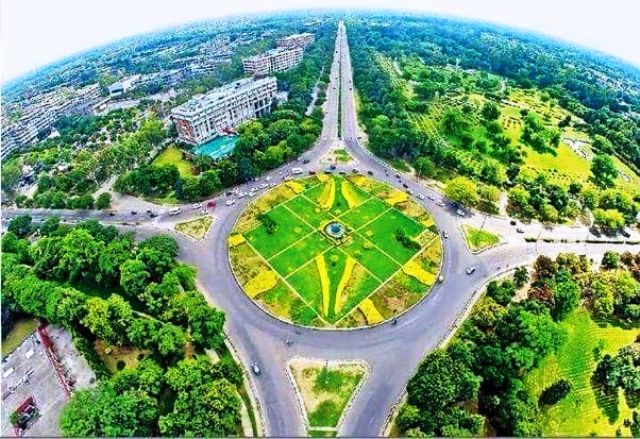 Chandigarh green city