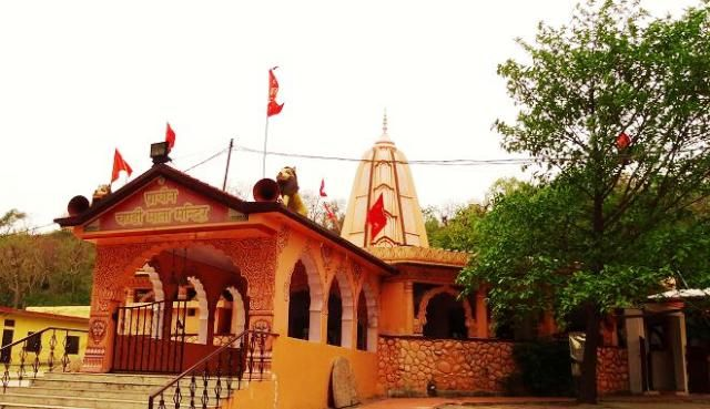 Chandimandir Temple