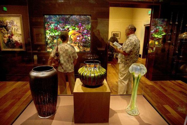 Charles Hosmer Morse Museum, Orlando
