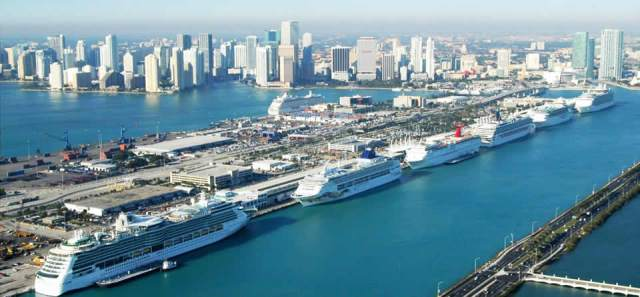Cruise Port of Miami