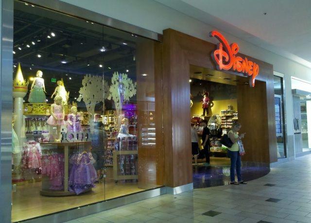 Disney Store in Orlando