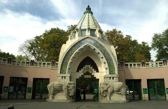 Entrygate Budapest Zoo & Botanical Garden