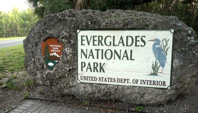 Everglades National Park, Miami