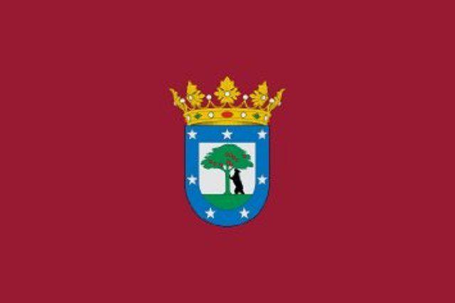 Flag of Madrid