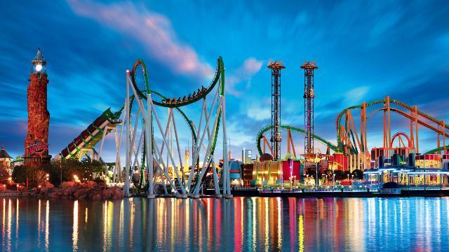 Island of Adventure, Orlando