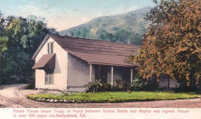 Los Angeles And Treaty of Cahuenga