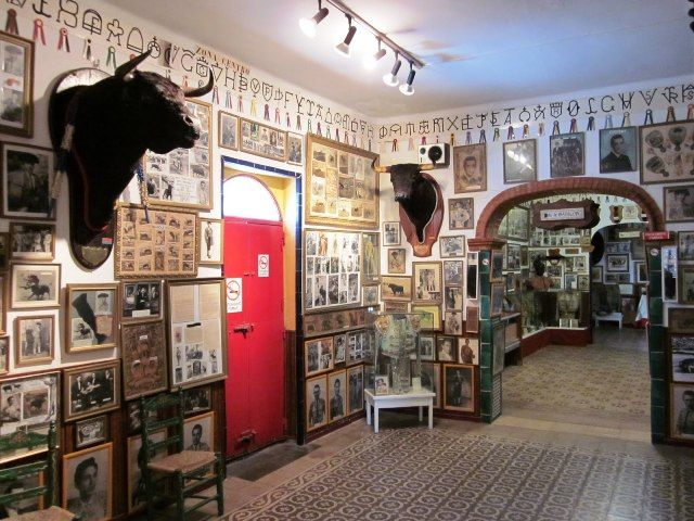 Museo Taurino, Bullfighting Museum, Madrid