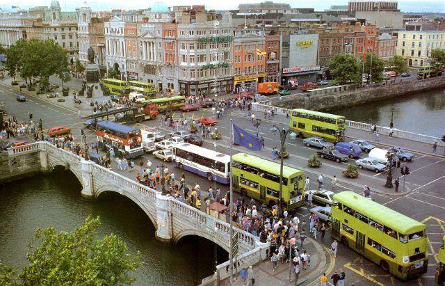 O' Connell Bridge