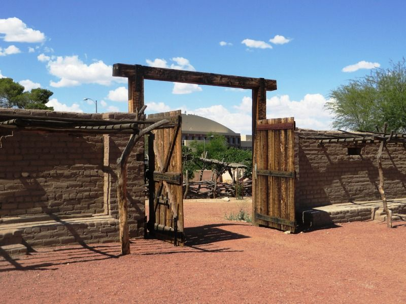 Old Mormon Fort Las Vegas