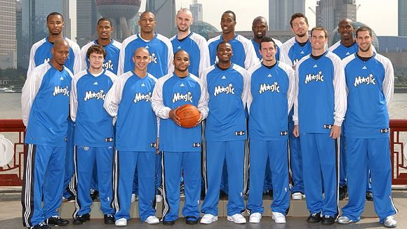 Orlando Magic Team