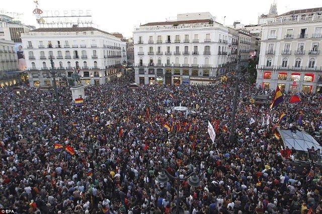Population of Madrid