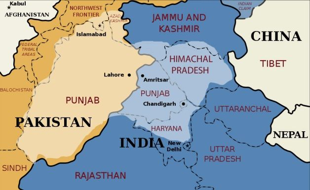 Punjabi Language Region
