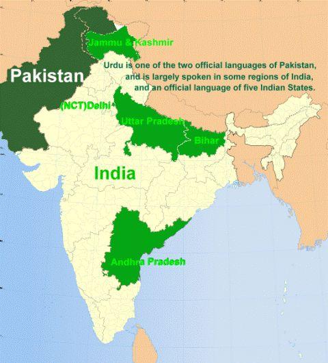 Pakistan Language