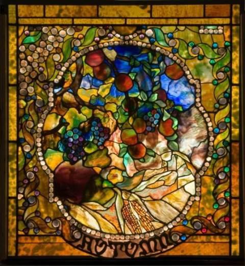 Tiffaney Glass Painting