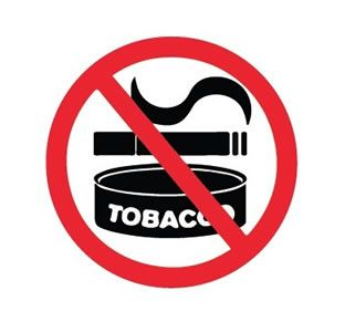 Tobacco is strictly prohibited in Netherlands