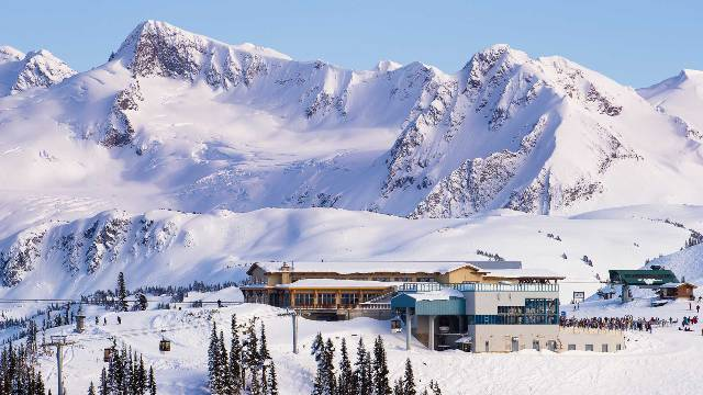 Whistler Mountain, British Columbia, Canada