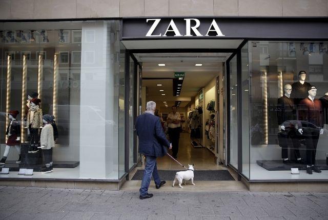 Zara Showrooms