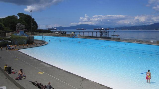 Kitsilano Pool, Vancouver