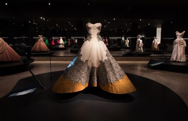 Anna Wintour Costume Center at the Metropolitan museum of art