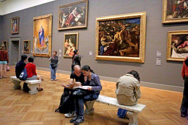 European Paintings in the met
