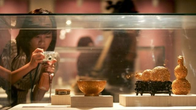The National Palace Museum in Taipei has one of the finest collections of Chinese art