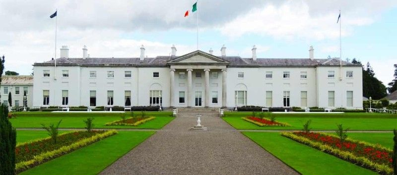Irish White House