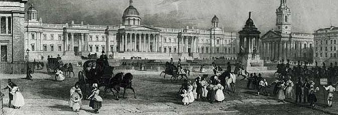 National Gallery in 20th century