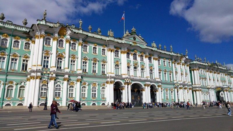 State Hermitage Museum, Saint Petersburg,Russia
