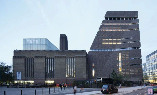 Switch House, Tate Modern London