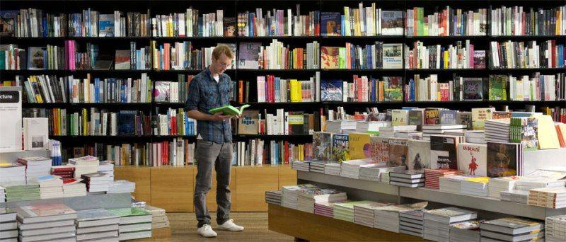 Tate Modern bookshop