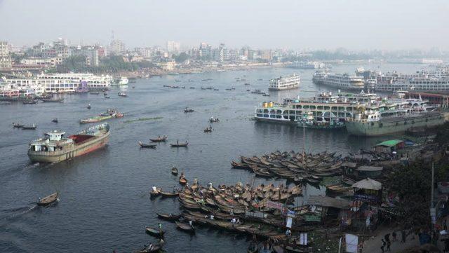 Buringanga River Dhaka