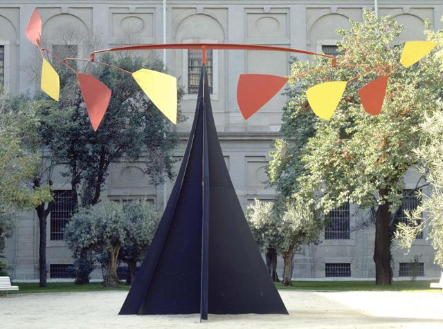 Alexander Calder's Carmen