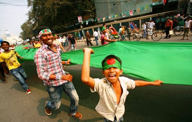 Dhaka Cricket