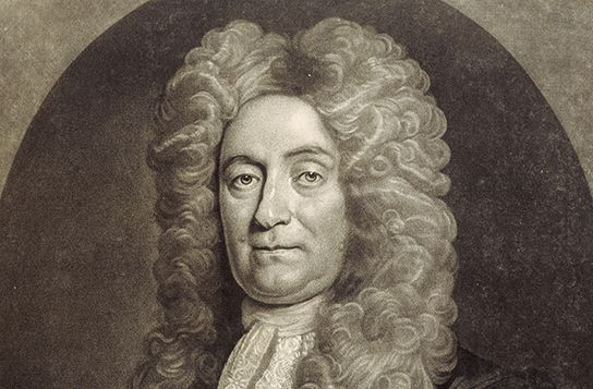 Portrait of Hans Sloane