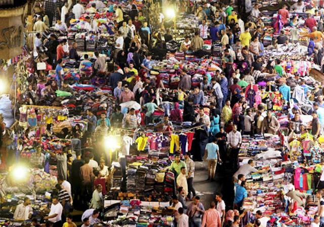 Shankaria Bazaar Dhaka
