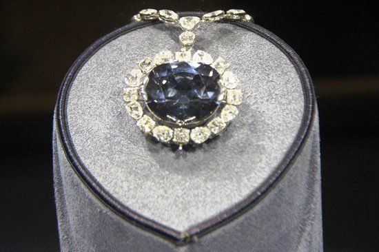 The Hope Diamond